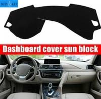 for bmw 4 series 2013 2019 anti slip anti uv mat dashboard cover pad sun shade dashmat protect carpet accessories