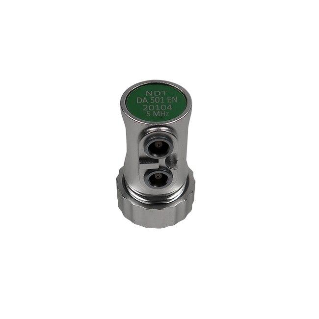 Эквивалентная модель GE DA501EN (без кабеля) 5 МГц 12,5 мм ультразвуковой стандартный зонд DM5E серии измеритель толщины