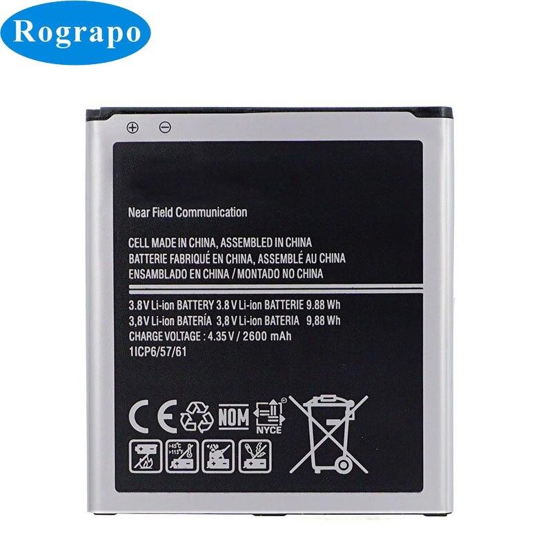 Full 2600mAh Mobile Phone Battery For Samsung Galaxy J2 J3 (2018) j2Pro Pro J2Core Core J250 J260 J3
