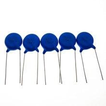 5 pièces 10215kv nouveau Original 1000PF 15000V P = 10 condensateur céramique-diélectrique 102PF 15KV