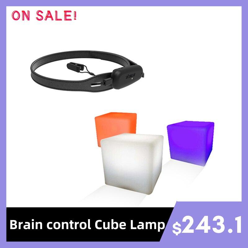 Brainwave отзывы кубическая лампа Изменение цвета тестирование внимание Расслабление концентрация тренировка