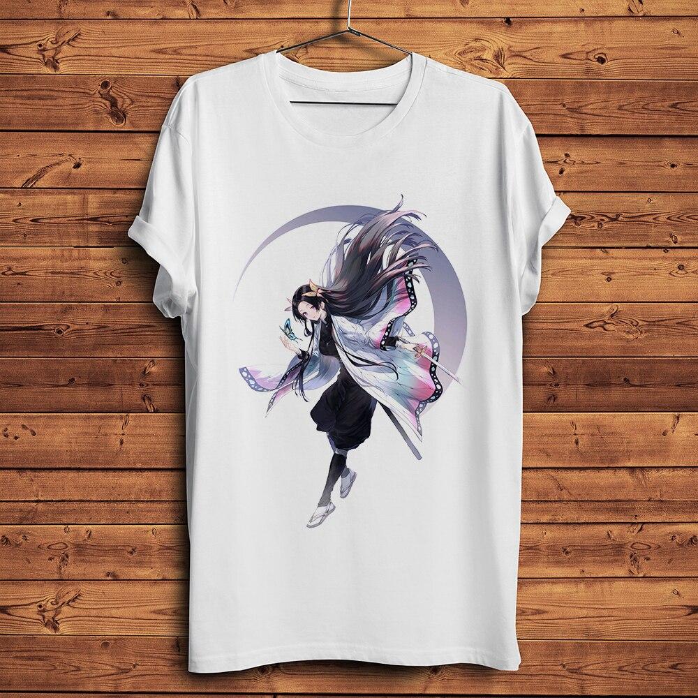 Camiseta informal de manga corta para hombre de camisa de anime de...