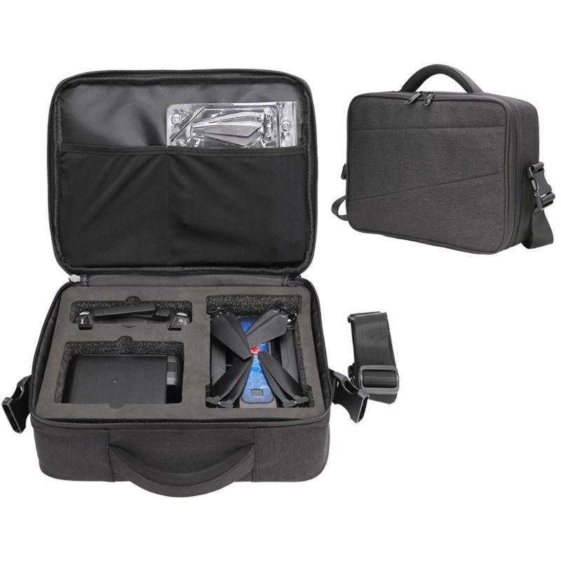 Bolsa de hombro impermeable portátil funda protectora de almacenamiento para MJX Bugs 4 W B4W accesorios para Dron
