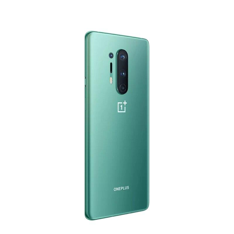 Фото5 - Смартфон Oneplus 8 Pro, телефон с глобальной прошивкой, Snapdragon 865, задняя камера 48 МП, 4510 мАч, 12 Гб ОЗУ, 256 Гб ПЗУ, телефон стандарта NFC