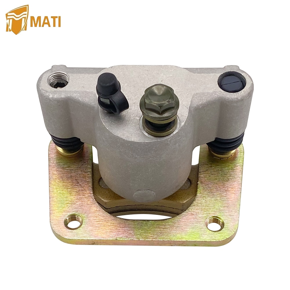For ATV Polaris RZR S 800 Sportsman Touring X2 500 700 800 Right Rear Brake Caliper Assembly with Pads Replacement 1911545 rear right brake caliper for toyota avensis saloon estate zr adt27 47830 05030
