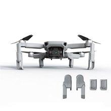 4pc PGYTECH zestaw do lądowania DJI Mavic Mini rozszerzenia ulga dla nóg Protector rozszerzenia dla DJI Mavic Mini akcesoria do dronów