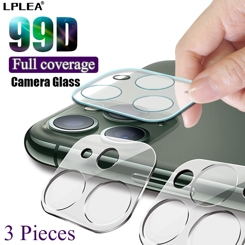 99D Kamera Screen Protector Für iPhone 11 X XR XS Max Gehärtetem Glas Film Für 11 Pro Max 7 8 plus SE 2020 Volle Abdeckung Objektiv Glas
