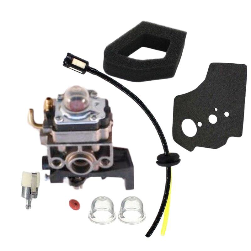 1 conjunto kit de carburador substituir para honda gx25 gx35 ul425 ums425 umk425 aparador gerador alta qualidade jardim ferramentas elétricas parte s