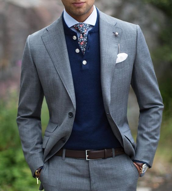 أحدث معطف بانت تصاميم 2020 رمادي عارضة الأعمال الرجال بدلة سهرة 2 قطعة مجموعة حزب اللباس العريس بدلة الرجال دعوى ل الزفاف