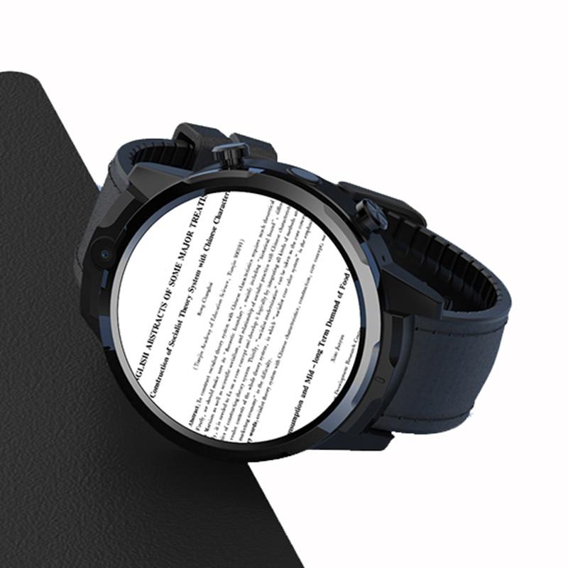 New 4G+64GB Smartwatch Men GPS Tracker 4G SIM Card WiFi Quad Core Waterproof Google APP Smart Watch 2021 for Xiaomi Huawei Apple