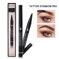 eyebrow tattoo microblading tatouage pomade pen gel pencil waterproof lamination sourcil tinte cejas perfectas kit maquillage