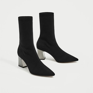Force Socks And Sharp High Elastic Silver Coarse With Short 2021 Boots