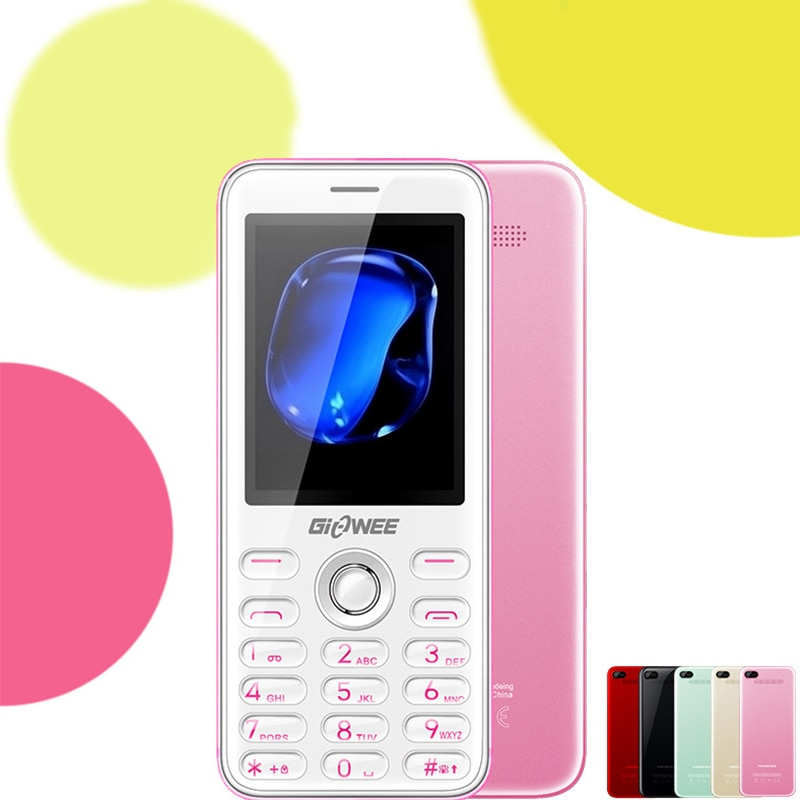 T21 Thin cell phone Super long standby camera Dual sim FM MP3 Vibration Large Sound SOS Quick Dial