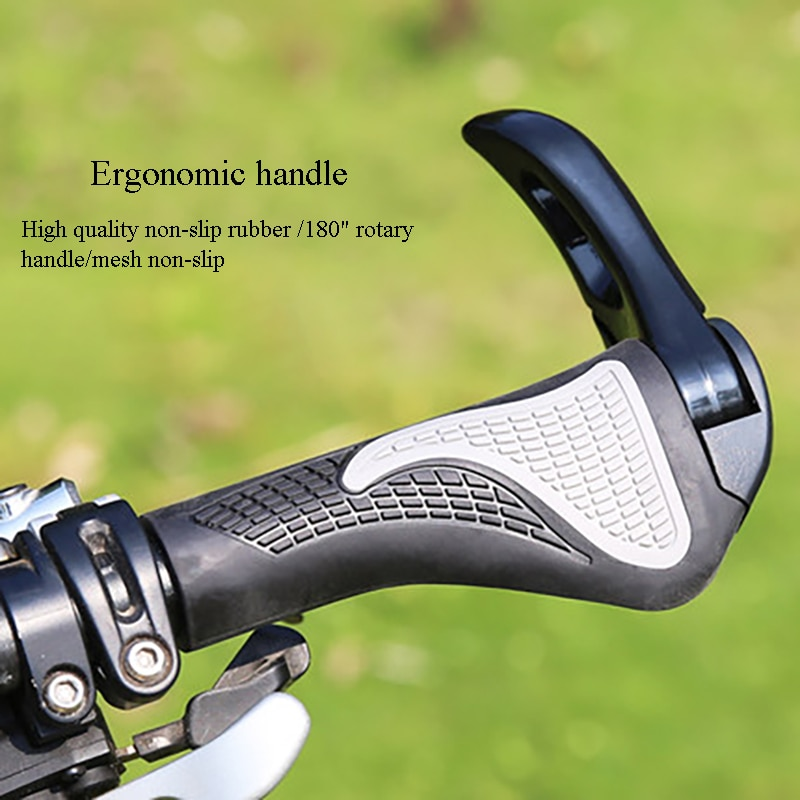 Oferta especial de manillar de carbono superior Ciclismo de Carretera bicicleta de montaña Mtb cubierta de manillar de bloqueo de bicicleta manillar extremo de barra antideslizante