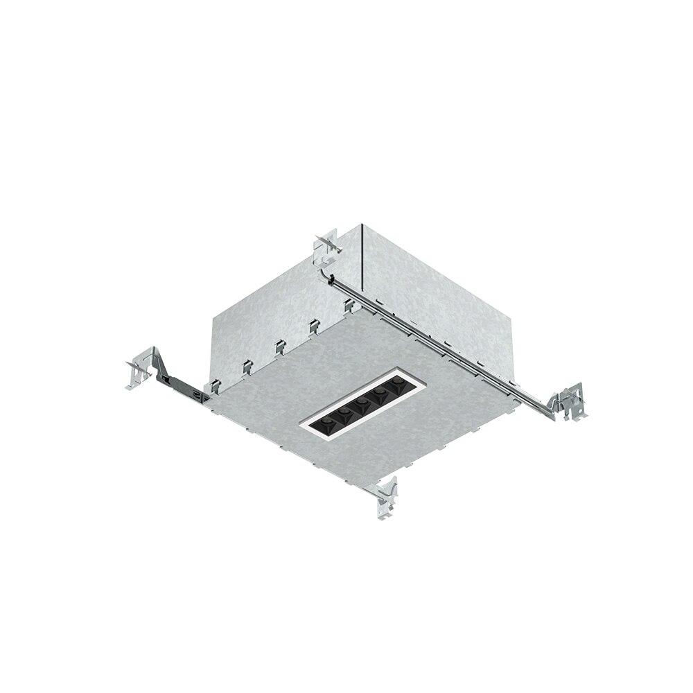 Luz de aluminio IC hermética Vertical 5 Mini lámparas LED luz empotrable múltiple