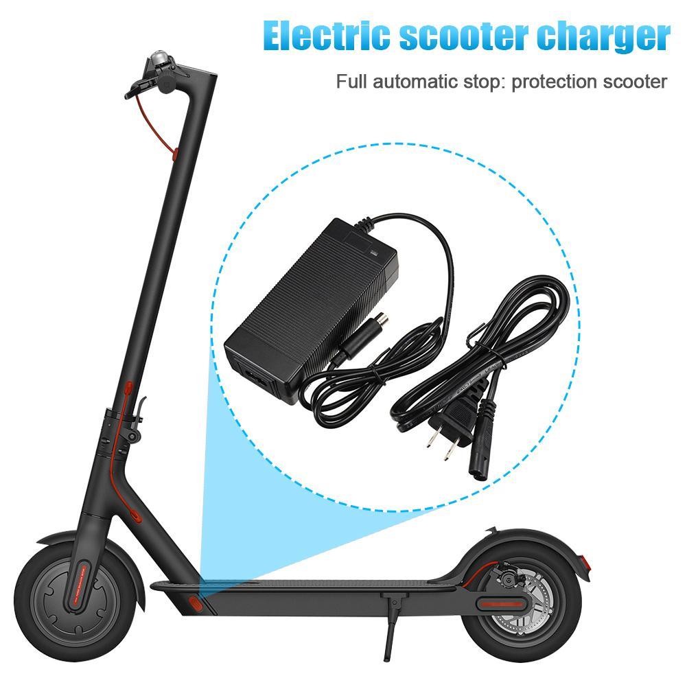 M365 Electric Scooter Charger 42V 2A for Xiaomi for Ninebot ES1 ES2 ES3 ES4