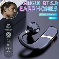 bluetooth 5 0 earphones withwithout 2500mah charging box wireless headphone sports waterproof headset with mic