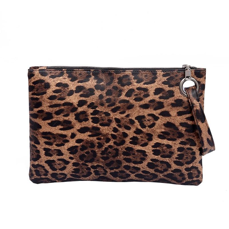Leopardo zebra impressão bolsas dia embreagem feminina alça do vintage saco leopardo mensageiro retro ombro simples bolsa feminina