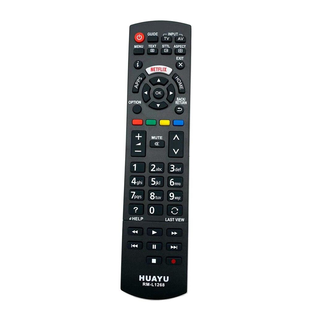 Controle remoto para TV Panasonic N2QAYB000816 N2QAYB001009 RC48125 RC48127 TZZ00000008A N2QAYB00054
