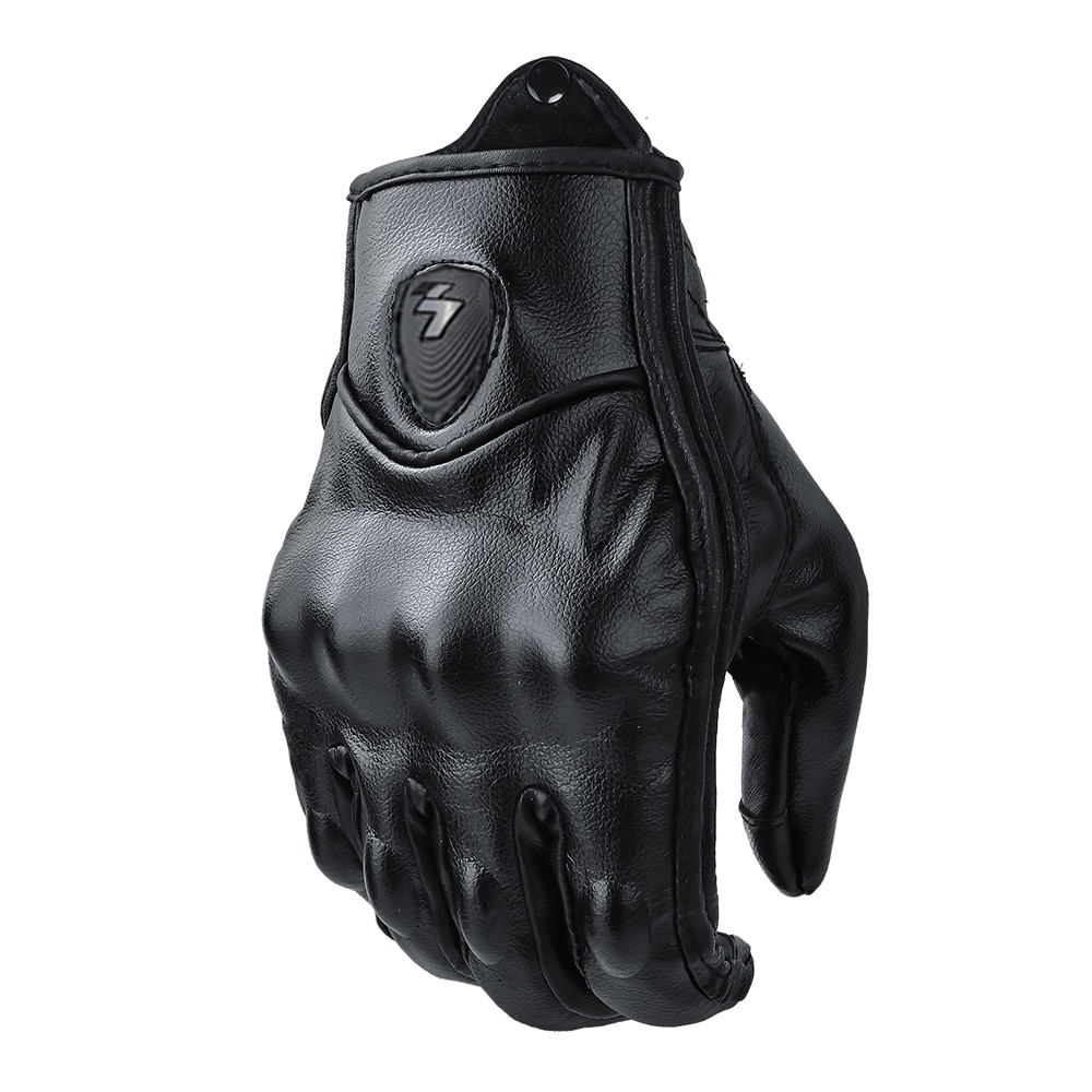 Motorcycle Gloves Abbey Road Antibes Ladies Women Men Genuine Leather Accessories Retro Motorbike Racing Suits enlarge