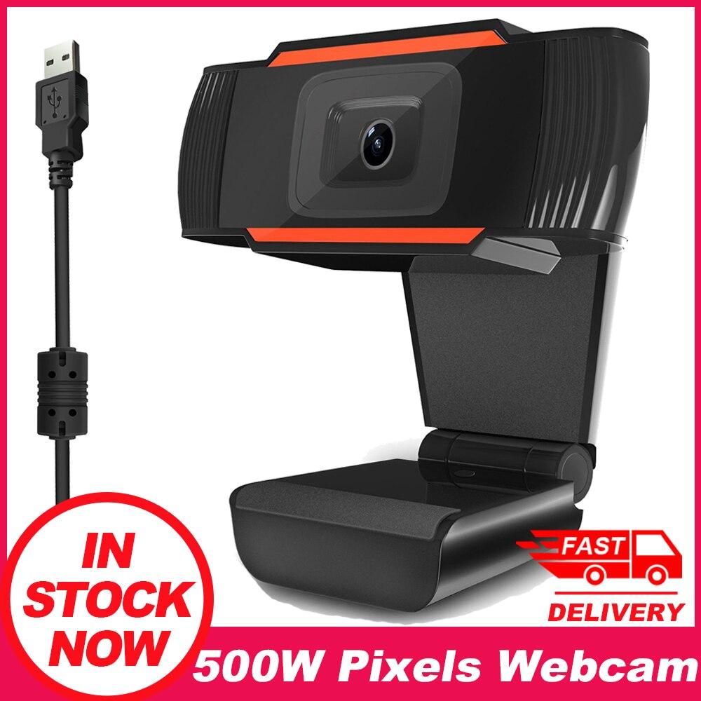 ViBAO K20/K68/K69 4K عالية الوضوح كاميرا USB 2.0 67.9 ° أفقي عرض زاوية الويب كاميرا مع ميكروفون المنزلية كاميرا