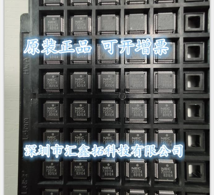 10pcs lot stm8s207c6t6 qfp48 5pcs/lot D720114 UPD720114GA-YEU-A QFP48 UPD720114GA