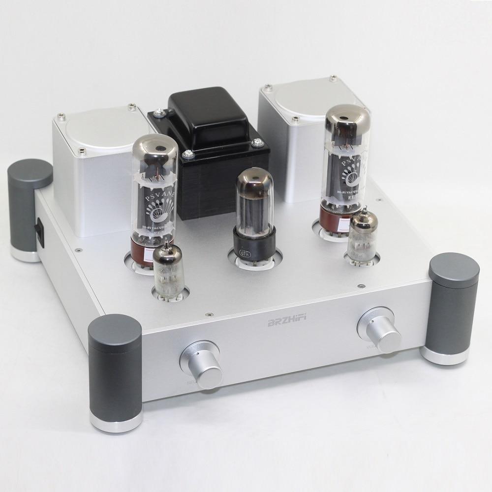 A20 فئة واحدة العضوية مُضخّم صوت EL34
