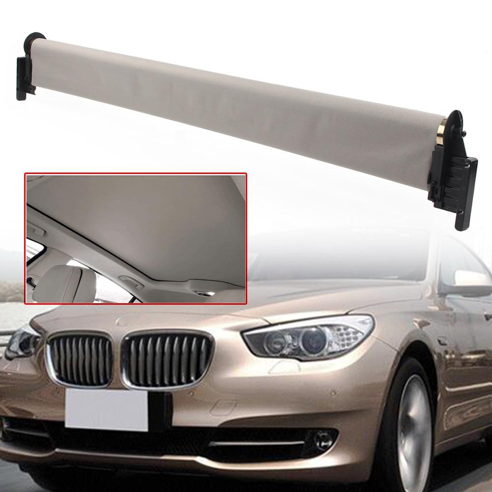 مظلة السيارات فتحة سقف الستار غطاء الجمعية ل BMW GT5 F07 2010 2011 2012 2013 2014 2015 2016 رمادي اكسسوارات السيارات 54107237591