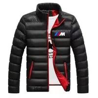 2021 mens winter jacket long sleeve baseball casual jacket windbreaker bmw m zip top mens jacket