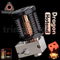 Экструзионная головка Trianglelab Dragon Hotend V2.0 для 3D принтера V6 Hotend TITAN DDB