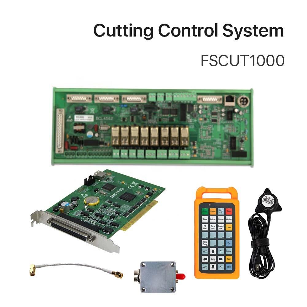 BM05 Laser Cutting Controller Bochu Cutting System FSCUT2000C FSCUT3000 FSCUT3000S FSCUT4000