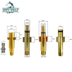 Image 3 - Сопло насадка для мойки высокого давления, пенная насадка для мойки Karcher, Lavor, AR, Bosch, AQT, черные и deck, патриот, Makita