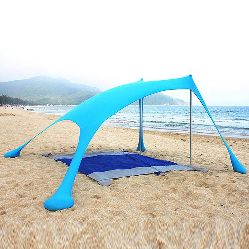 مقاوم للماء الشمس المأوى ظلة الشاطئ التخييم المظلة في الهواء الطلق المظلة حديقة فناء تجمع ظلال الشراع المظلة التخييم قماش للتظليل