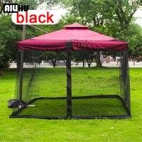 outdoor mosquito net umbrella home bed roman umbrella mesh netting mosquito insect net double door umbrella tent 300x300x230cm