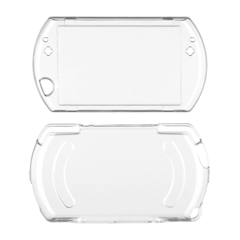 OSTENT защитный прозрачный хрусталь, Твердый Чехол для Sony PSP Go