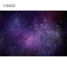 Laeacco Фантазийная Вселенная планеты местность пейзаж сцена фотографии фоны на заказ фотографические фоны для фотостудии