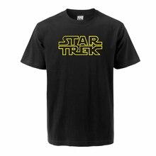 Star Wars T Shirt For Men 2020 Summer Cotton Startrek Short Sleeve Tops Tees Male Fashion Casual Tops O Neck Hip Hop Streetwear
