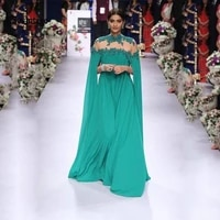 sevintage emerald green chiffon evening dresses backless arabic kaftan prom gowns cap sleeves formal party dresses
