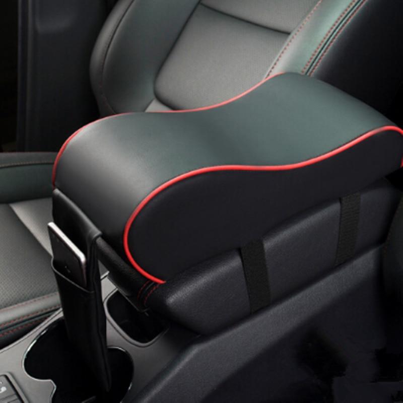 2020 nuevo Universal compartimento central para coche apoyabrazos Pad para Toyota Camry Highlander RAV4 corona Reiz Corolla Vios Yaris