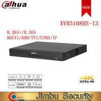 8-канальный компактный видеорегистратор Dahua Penta-образный 5M-N/1080p 1U 1HDD WizSense