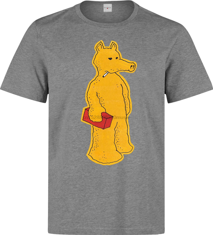 Camiseta de manga corta de Lord Quasimoto Stones Throw Madlib Madvillain Mf Doom para hombre, camiseta de verano gris para hombre