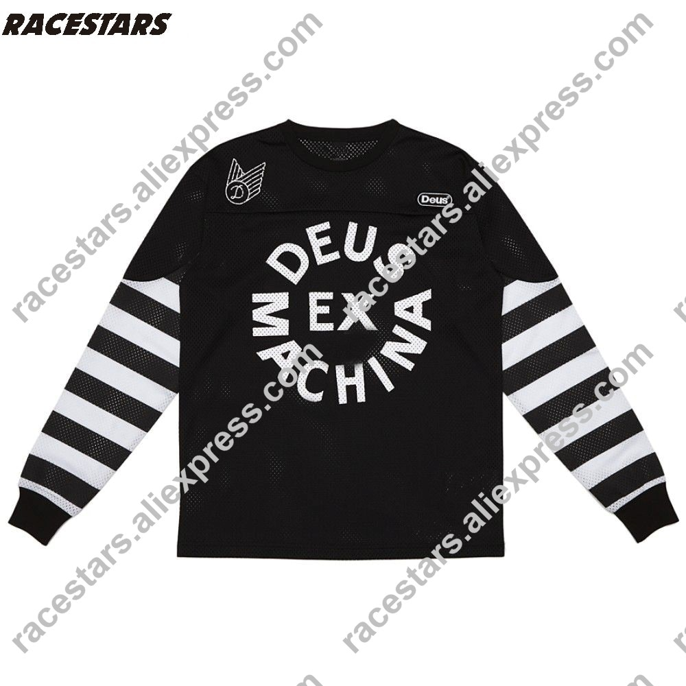Camiseta de Ciclismo Downhill carreras Motocross BMX DH bicicleta MX MTB montaña...