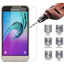 Закаленное стекло для Samsung Galaxy J3 J5 J7 J1 2016 9H Защита экрана для Samsung A3 A5 A7 2016 2017 Защитная стеклянная пленка