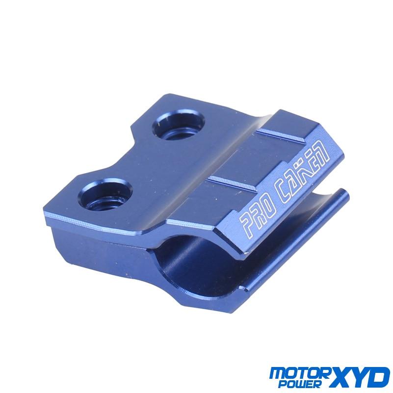 Front Brake Line Hose Clamp Fit For Yamaha YZ125X YZ250X YZ250FX YZ450FX 2016 2017 2018 2019 YZ 125 250 250F 450F 85 65 YZ250