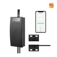 Telecommande sans fil  fonctionne avec Alexa  Google Home  Tuya  wi-fi  interrupteur de porte de Garage Intelligent