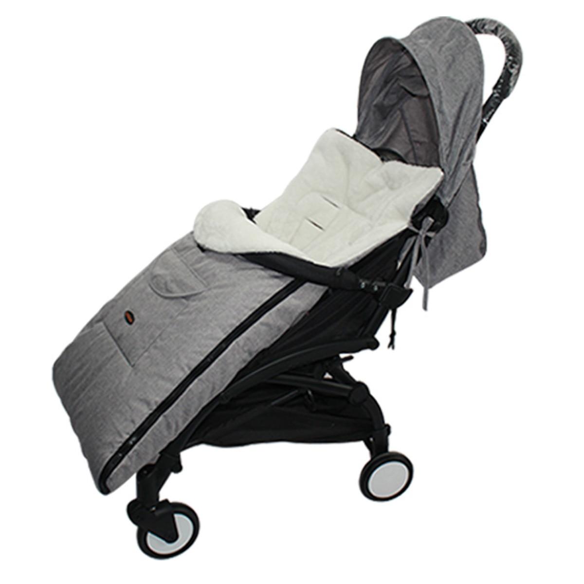 Детские коляски спальный мешок конверт в коляску теплый толстый спальный мешок универсальный ножки уютный ног фартук лайнер для коляски