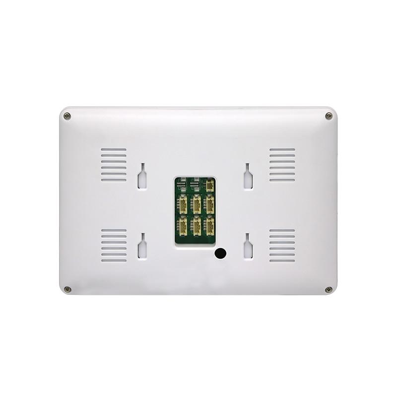 Joytimer 7 Inch Video Intercom kit Door Phone System Doorbell Camera Home Security Access Control System Unlock Motion Record enlarge