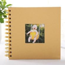 2019 Photo Album Anniversary Gift Photo Albums Creative 40 Pages Photoalbums Scrapbook Album Craft Paper Photograph Album
