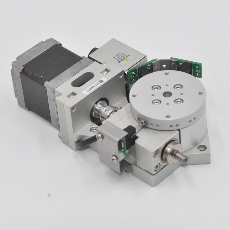KOHZU RA05A-W-R electric automatic high precision rotary table rotary displacement table