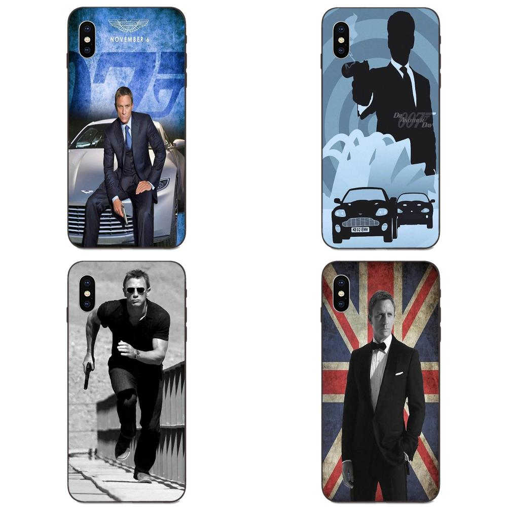 Casino Royale 007 James Bond TPU Mobile Phone Case Cover For Xiaomi Redmi Mi Note 2 3S 8 9 Lite SE Pro